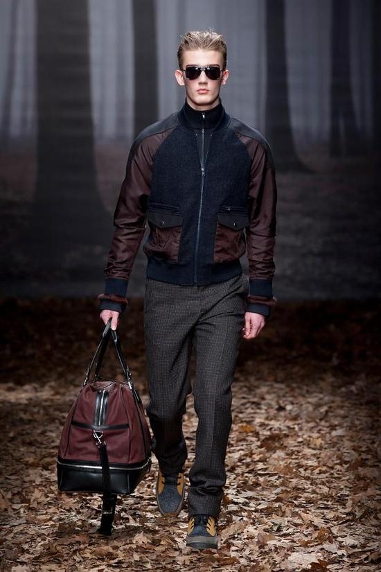 Trussardi Fall/Winter Men's Collection 2013