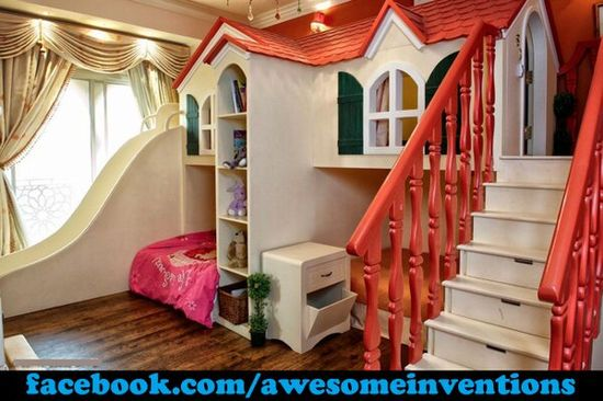 Awesome Kids Bedroom Design!
