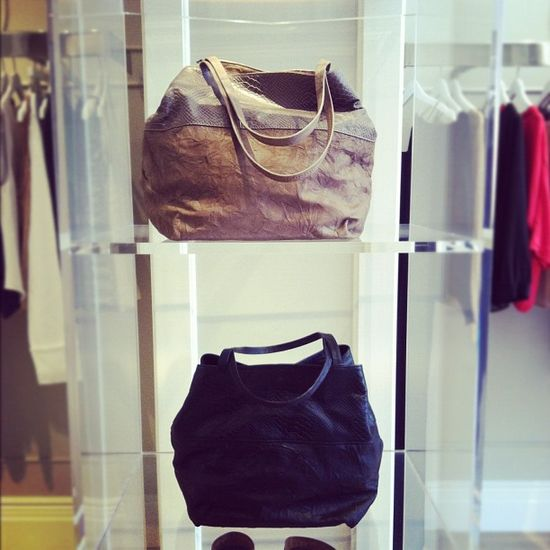 Handbags officially in at Joie stores!