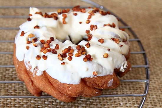 """The """"is it really Monday again already?!"""" breakfast of champions :) #baking #cooking #food #doughnuts #desserts"""