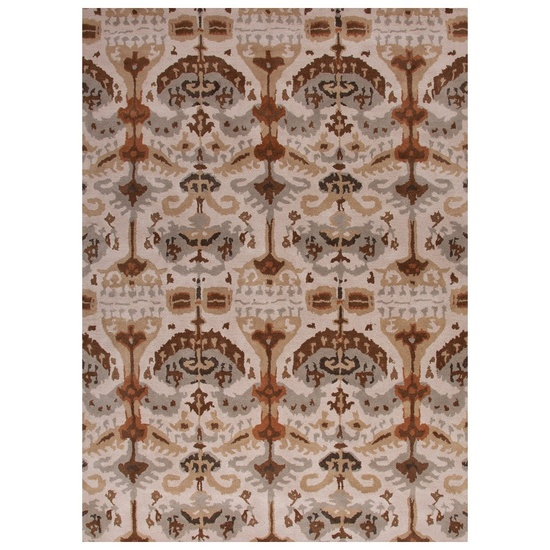 {Floor Decor!} Jaipur Narratives Cooper Hand Tufted Wool Rug. #laylagrayce #newarrival #jaipur #rugs