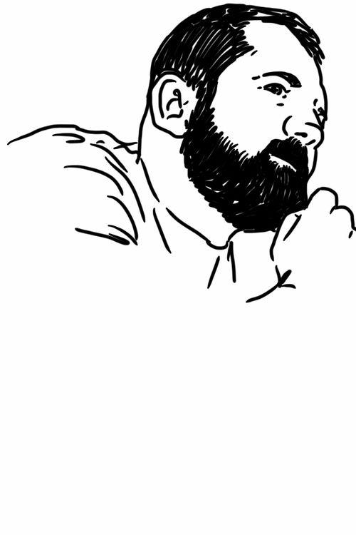 iPhone Sketch Patrick Sum  2013