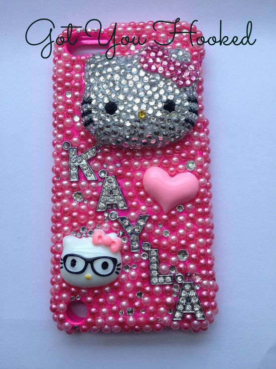 Personalized Hello Kitty Phone Case