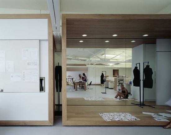 office design - carsten roth architecture