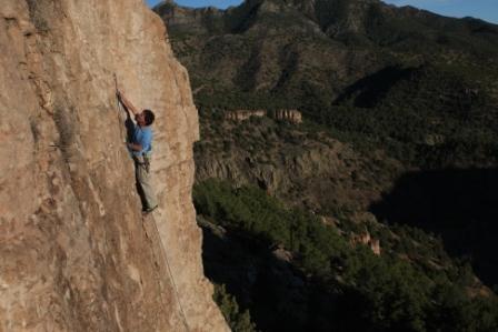 COLORADO SPRINGS, CO: The Colorado Climbing Company