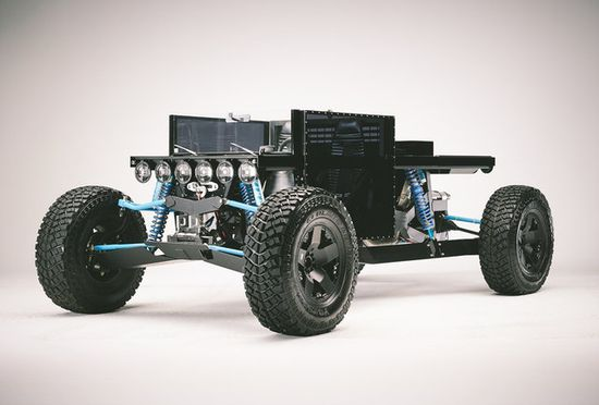 J. Ruiter Reboot Buggy-Mad Max's dream car