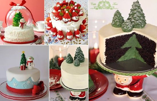 Christmas Eve Cake Recipes