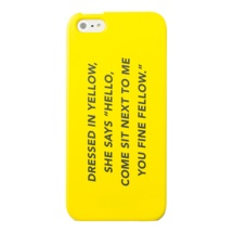 iphone 5 case / kate spade saturday