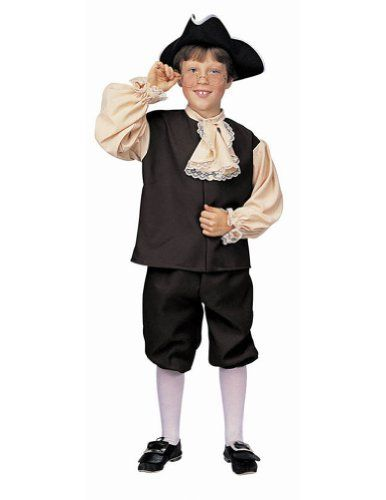 Rubies Co. Inc. – Colonial Boy Child Lg Halloween « Clothing Impulse