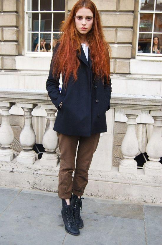 I want mermaid hair.
