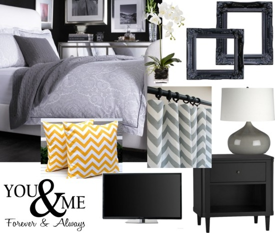 """Master Bedroom Decor"" by r-wfamfashion on Polyvore"