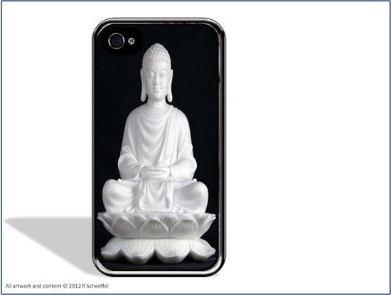 Buddha iPhone 5 Case iPhone 4 Case iPhone by AbstractiPhoneCases, $17.99