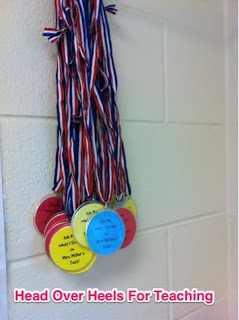 Spark Student Motivation: Medals