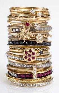 satomi kawakita rings #jewelry