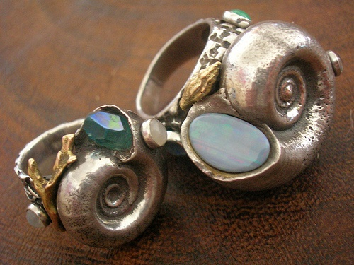 From the Tide Pools: By Laurie Brown Jewelry