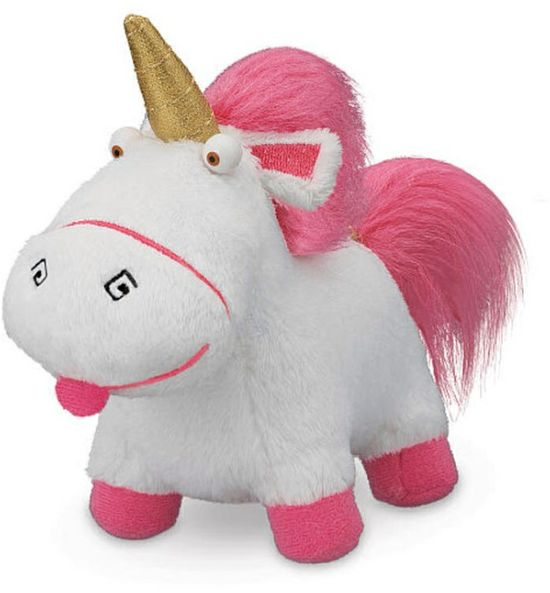 Despicable me unicorn stuffed animal