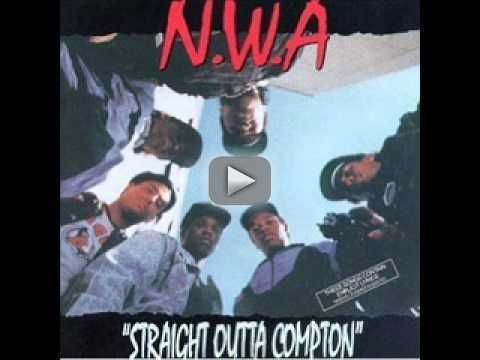 N.W.A. - Express Yourself (Clean Version) (Straight Outta Compton) -