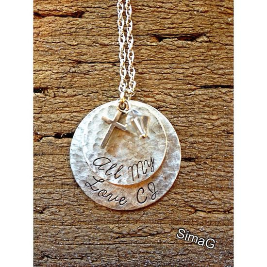 Two Wishes -  Personalized Jewelry