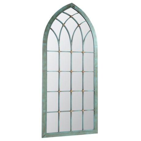 Corine Arch Full Length Mirror #kirklands #rhapsodyofcolor #arch #fulllengthmirror