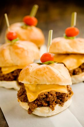Paula Deen Savannah Sloppy Joes