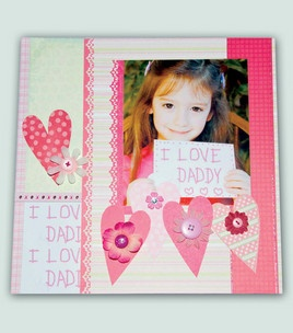 Hearts & buttons #inspiration