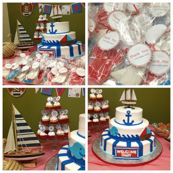 Nautical Party #nautical #party