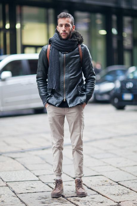 Milan Men's Fashion Week Fall 2013