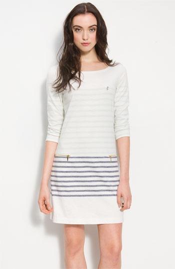 Juicy Couture Nautical Stripe Dress