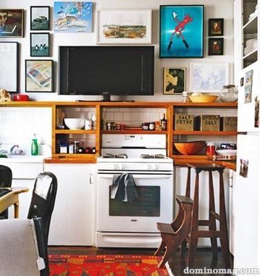 now that's a small space.