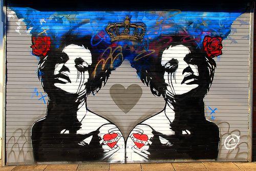 2013 Upfest Bristol - Graffiti Art by Graffiti Artist: Copyright