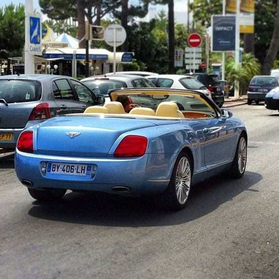 Hollywood Cruise - Bentley Continental