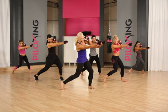 New workout: Piloxing for powerful women