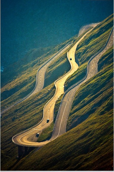 Where will this road take me..!!!