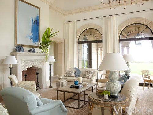 Villa Perfecta: A Palm Beach Refuge - Veranda.com