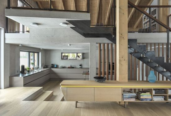 The Barn / Mark Neuner & Mostlikely Architecture