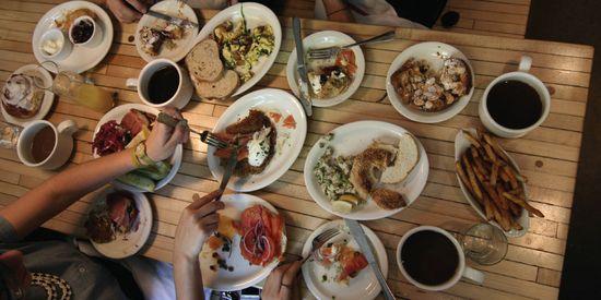 MILE END DELI / FOOD