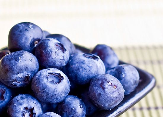 blueberries love