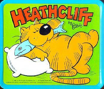 good ole Heathcliff.