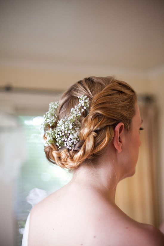 A hairstyle that just screams woodland romance Photography By / jessamynharriswed..., Floral Design By / fleursfrance.com