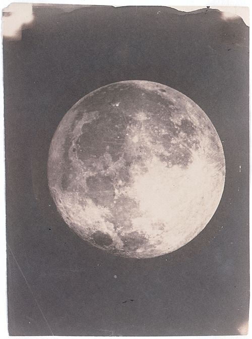 John Adams Whipple and James Wallace Black - The Moon, 1857–60