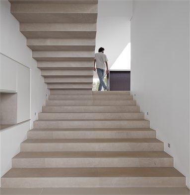 #Casa HS na Quinta da Baroneza - #RiodeJaneiro, #Brazil - 2012 - Studio Arthur Casas #architecture #design #interiors #stair