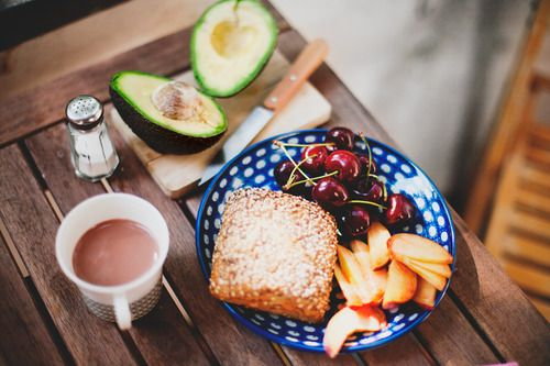 #avocado #food #health #healthy #toast