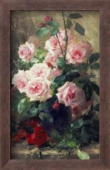 I like pink roses