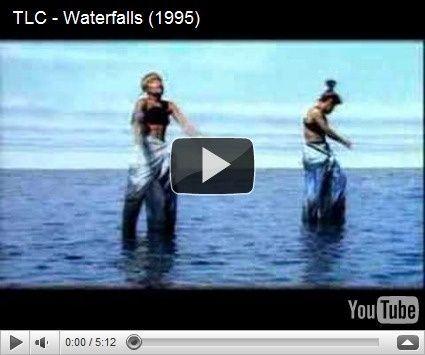 TLC Waterfalls (1995) I loved
