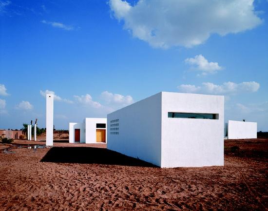 The Fobe House by Guilhem Eustache