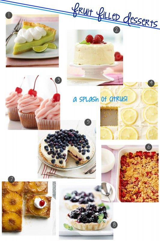 Yum! We're excited for fruit-filled desserts this spring. See some of our favorites on Delish Dish: www.bhg.com/...