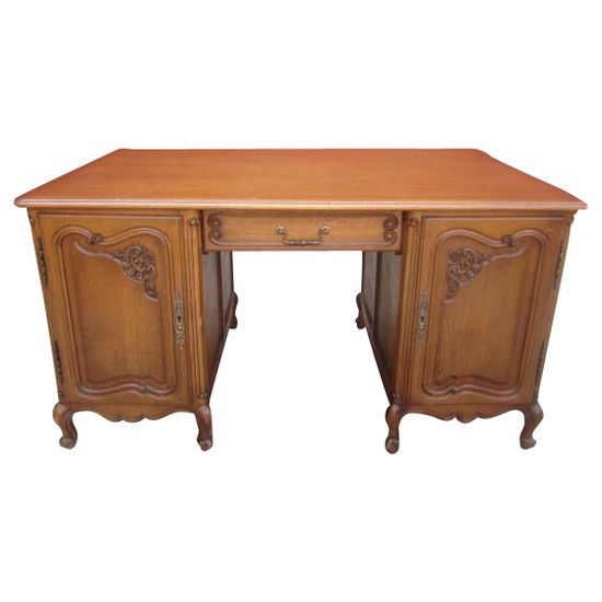 French Antique Partners Desk Antique Furniture