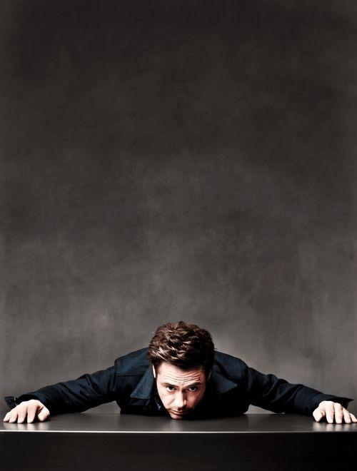 Robert Downey Jr #fashion #photography #portrait #celebrity #people