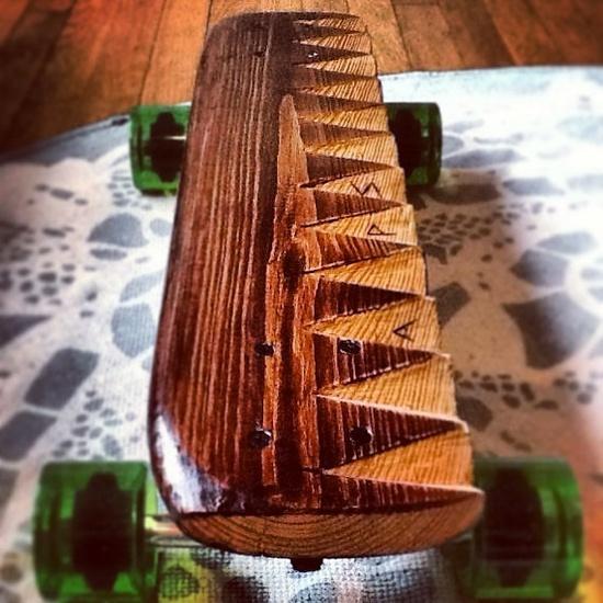#Skateboard #longboard #etsy #handmade