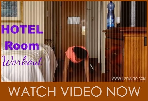 Hotel Workout Exercises
